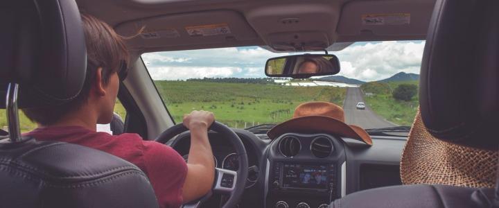 voyager avec des amis